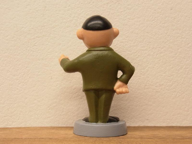 画像4: 【ネコポスNG】 ドイツ ALFI社 紳士ペンスタンド オリーブ