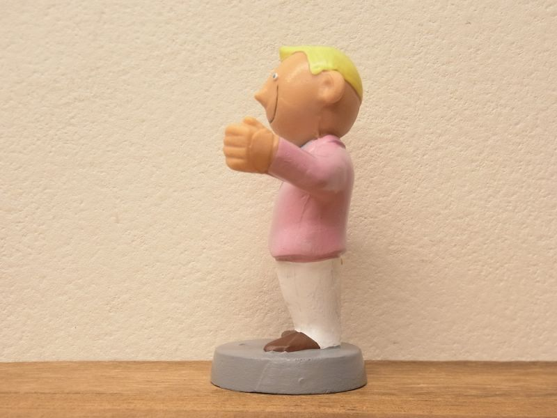 画像3: 【ネコポスNG】 ドイツ ALFI社 紳士ペンスタンド ピンク