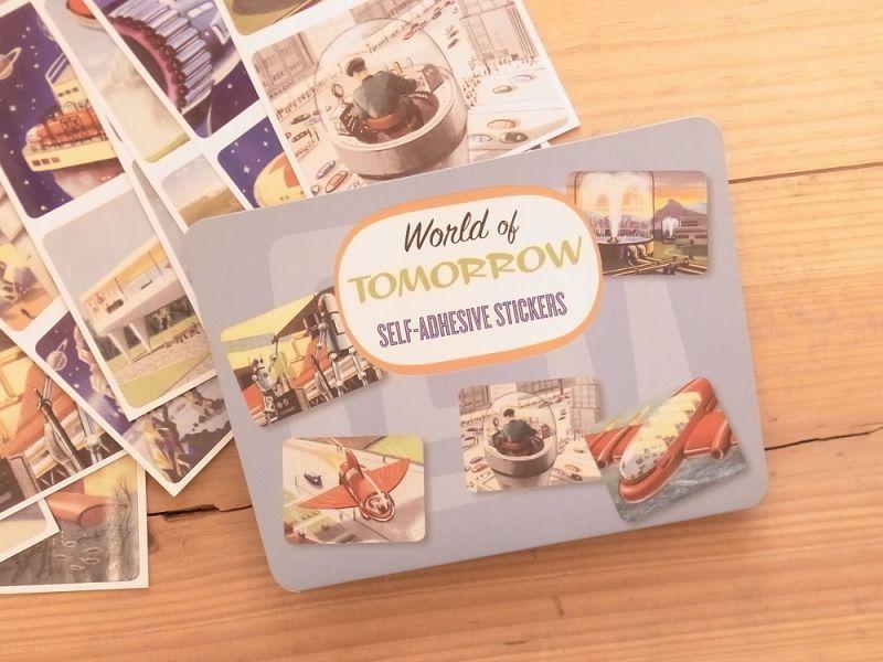画像1: 【ネコポスOK】 アメリカ LAUGHING ELEPHANT/ラフィン エレファント ステッカー World of Tomorrow