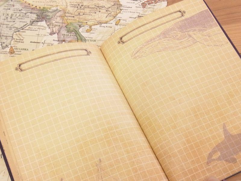 画像5: 【ネコポスOK】 生みたて卵屋 薬用原料採集旅行の記録 2018 手帳