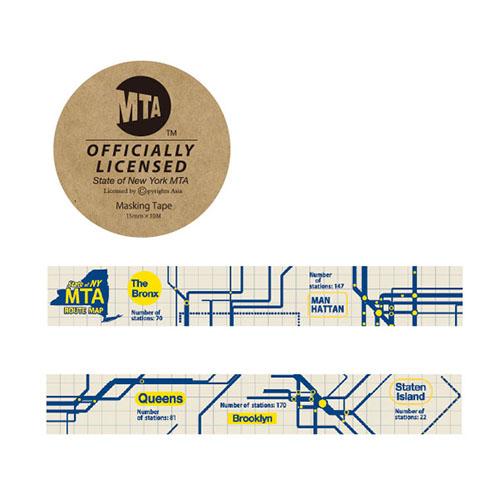画像2: 【ネコポスOK】 MTA マスキングテープ route