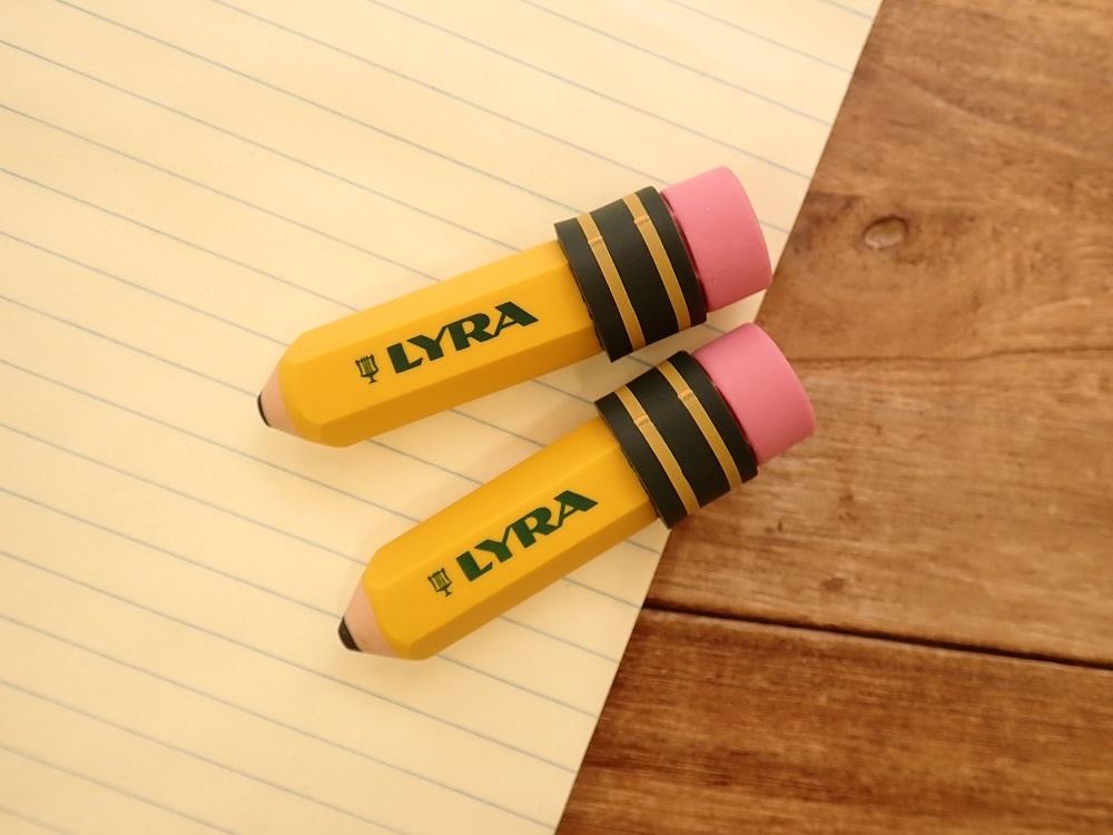 画像1: 【ネコポスOK】 ドイツ LYRA/リラ TEMAGRAPH eraser 消しゴム(1個)
