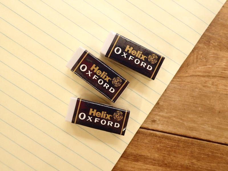 画像1: 【ネコポスOK】 イギリス Helix OXFORD 消しゴム(1個)
