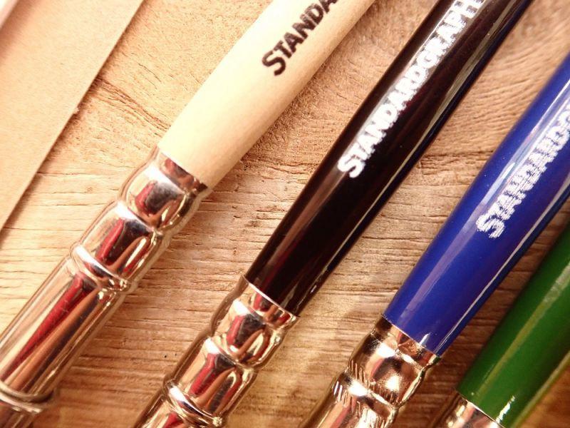 画像2: 【ネコポスOK】 ドイツ STANDARDGRAPH/スタンダードグラフ 鉛筆用補助軸