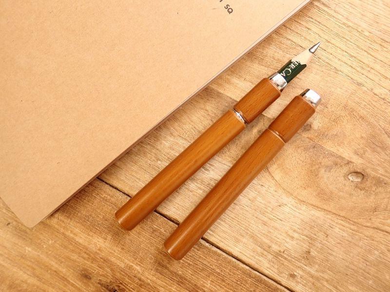 画像1: 【ネコポスOK】 木製補助軸 シングル