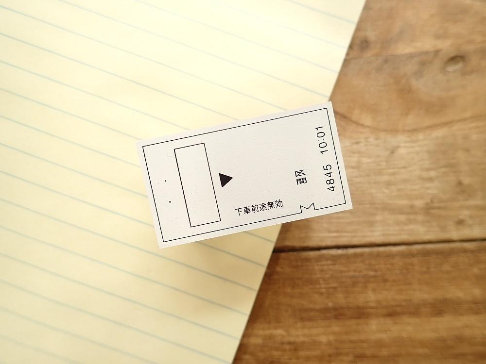 画像4: 【ネコポスNG】 TRAINIART/トレニアート 駅員さん おしごと ハンコ 切符