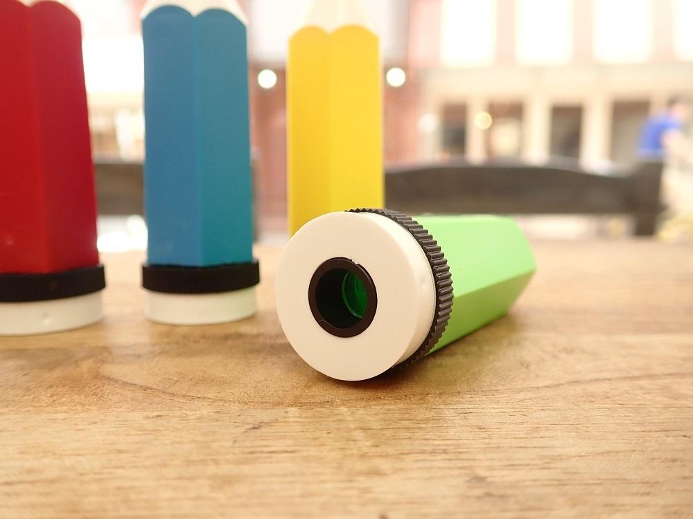 画像2: 【ネコポスOK】 ドイツ EISEN/アイゼン 鉛筆シャープナー