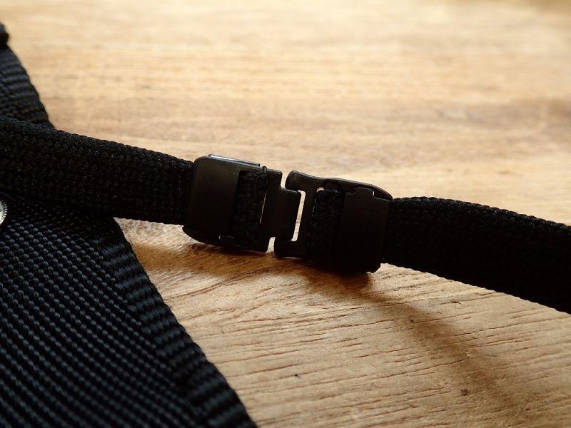 画像4: 【ネコポスOK】 ストラップ型ペンケース ペネック 黒