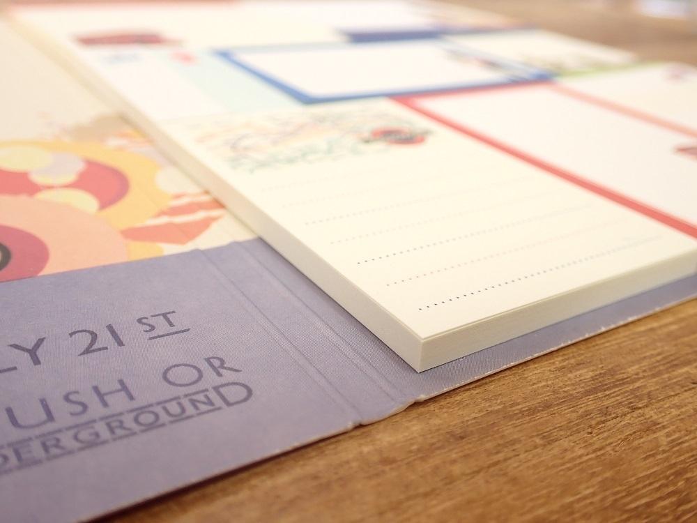 画像3: 【ネコポスOK】 sticky note set/付箋セット LONDON