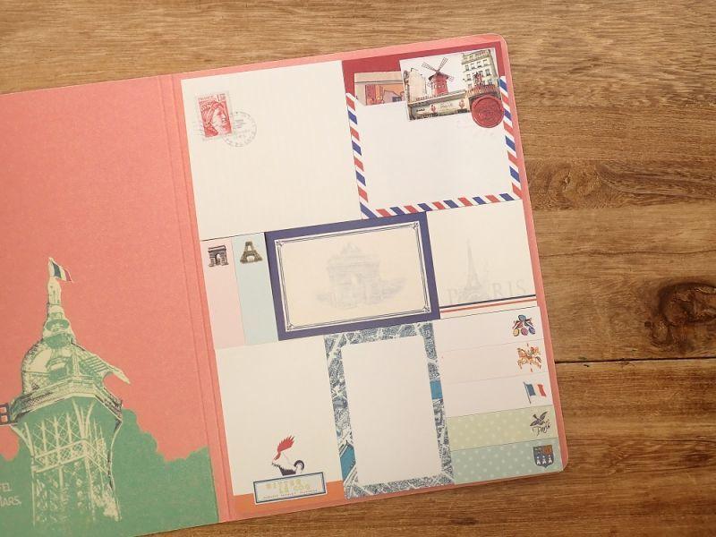 画像2: 【ネコポスOK】 sticky note set/付箋セット PARIS