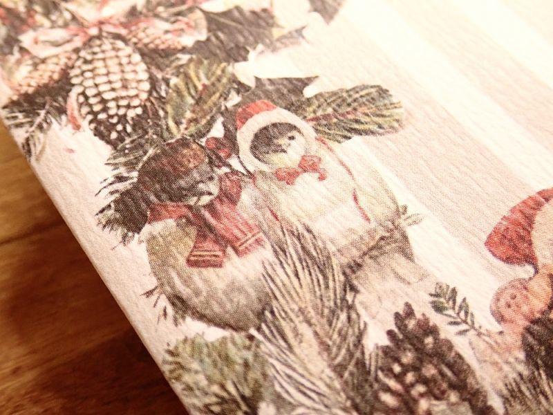 画像2: 【ネコポスOK】   ドイツ Hannelore/ハンネローレ グリーティングカード(4つ折り) Christmas Frame