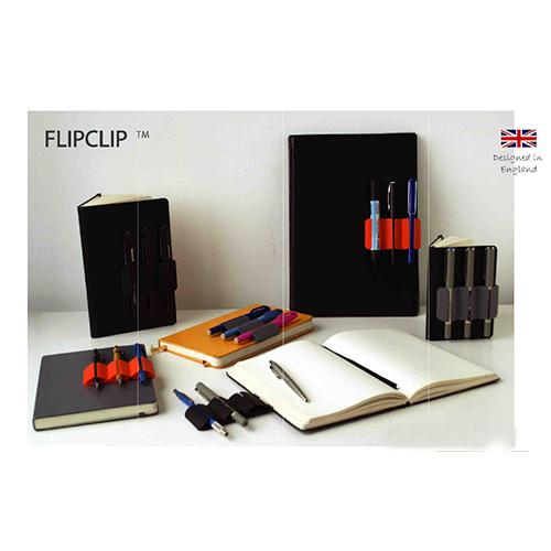 画像4: 【ネコポスOK】 イギリス FLIP CLIP/フリップクリップ オレンジ