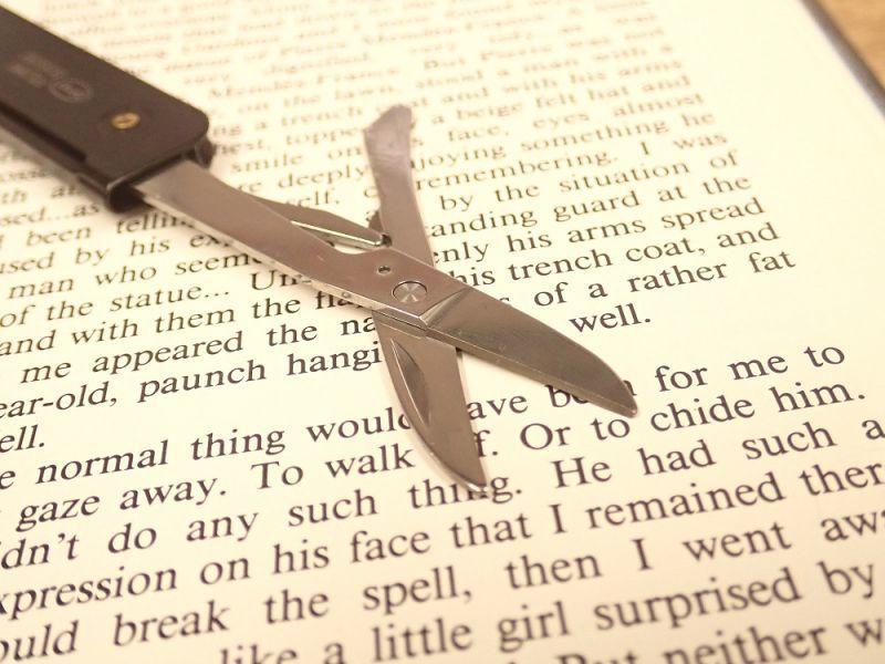 画像4: 【ネコポスOK】 Folding Scissors/フォールディングシザーズ ブラック