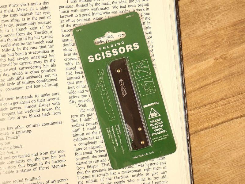 画像5: 【ネコポスOK】 Folding Scissors/フォールディングシザーズ ブラック