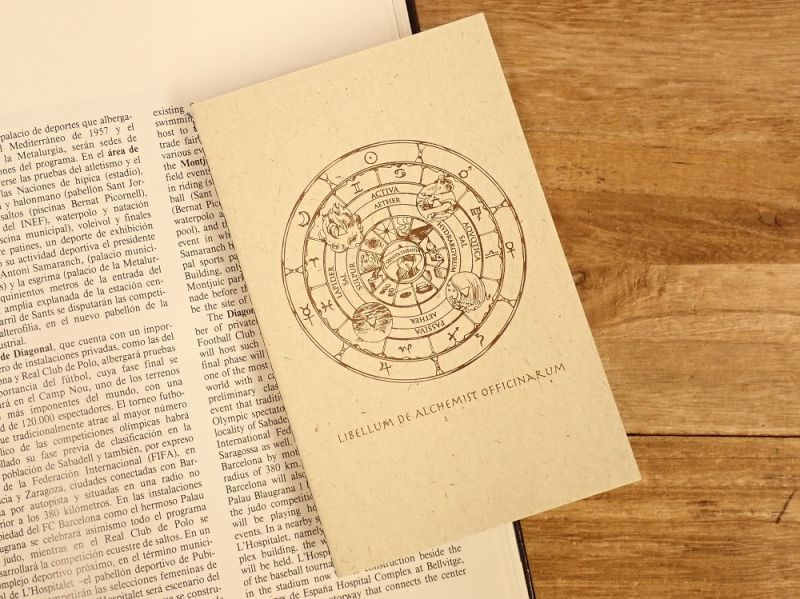 画像1: 【ネコポスOK】 生みたて卵屋 錬金術師の実験ノート