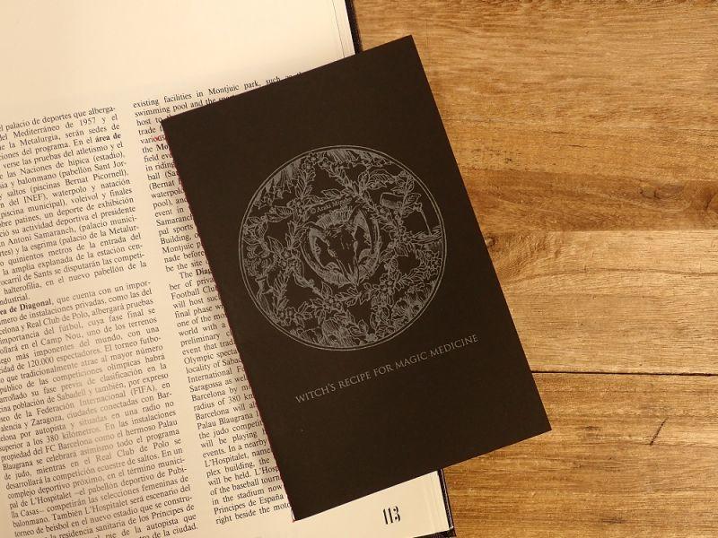 画像1: 【ネコポスOK】 生みたて卵屋 魔女のレシピノート