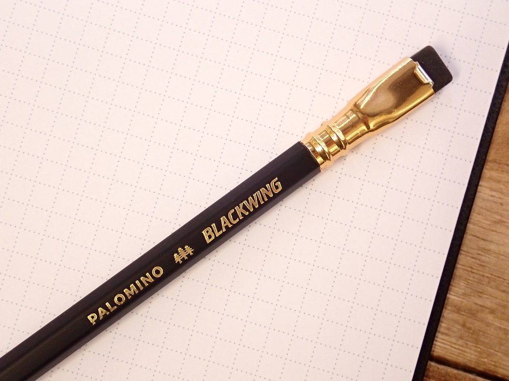 画像3: 【ネコポスOK】 PALOMINO BLACKWING/ブラックウィング 鉛筆(1本)
