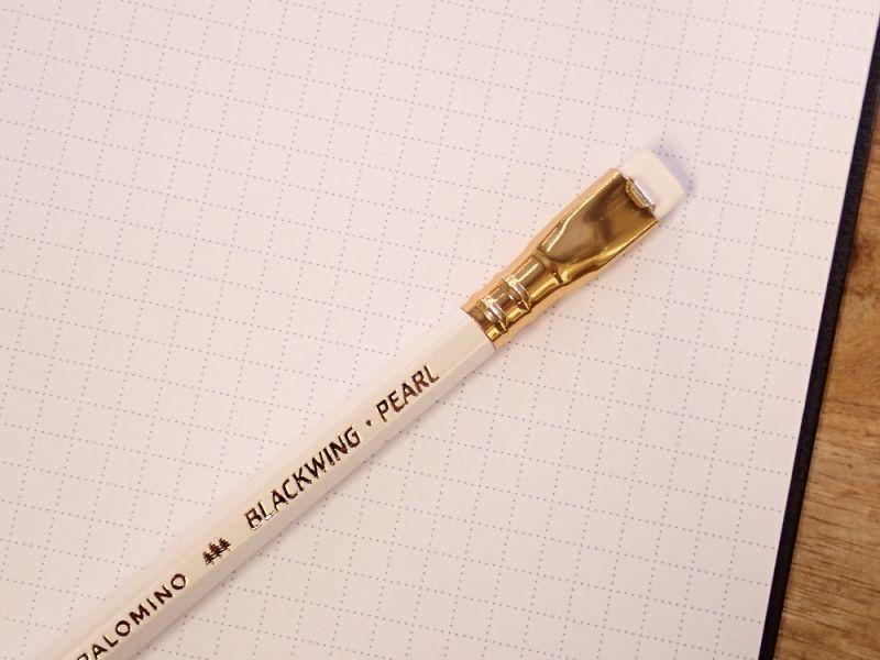 画像3: 【ネコポスOK】 PALOMINO BLACKWING/ブラックウィング PEARL 鉛筆(1本)