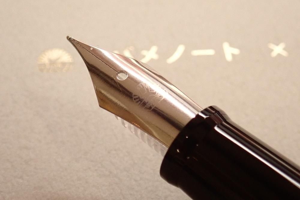 画像4: 【限定品】【ネコポスNG】 セーラー万年筆×ツバメノートWネームギフトセット