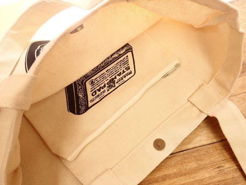画像5: 【ネコポス△】 OLD RESTA BIG BAG BOOK KURETAKE/呉竹 トートバッグ