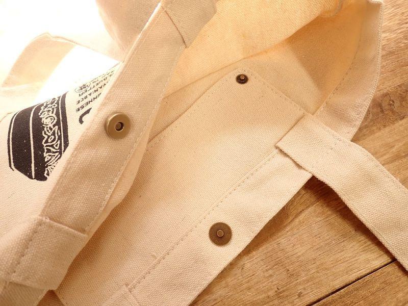 画像4: 【ネコポス△】 OLD RESTA BIG BAG BOOK SAILOR/セーラー万年筆 トートバッグ