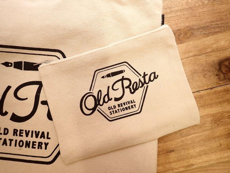 画像2: 【ネコポス△】 OLD RESTA BIG BAG BOOK FIRST EDITION トートバッグ