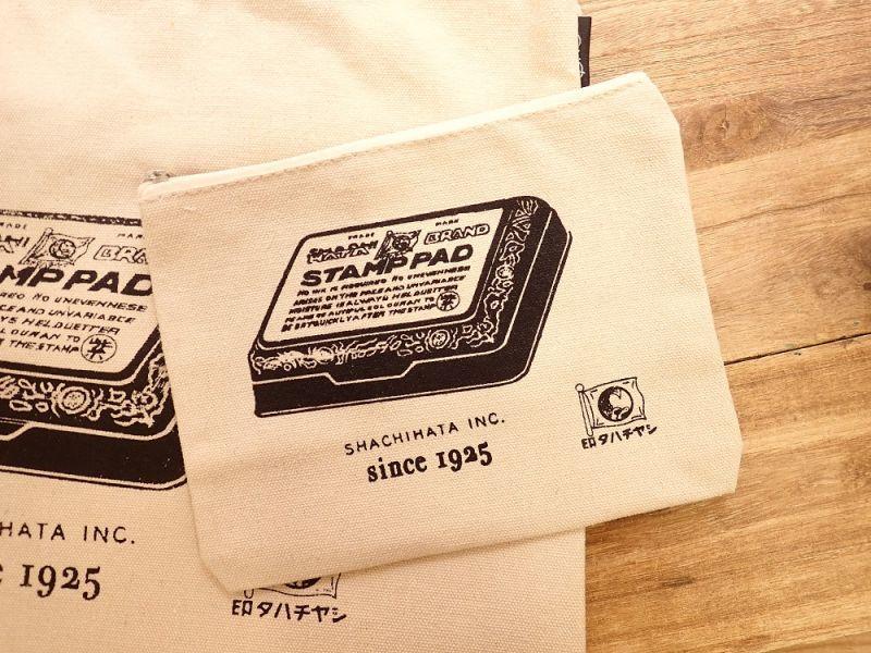 画像2: 【ネコポス△】 OLD RESTA BIG BAG BOOK SHACHIHATA/シャチハタ トートバッグ