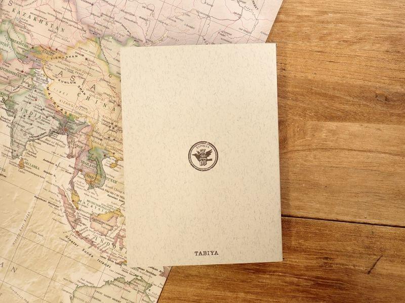 画像2: 【ネコポスOK】 旅屋オリジナル Stamp Book/スタンプブック 電車