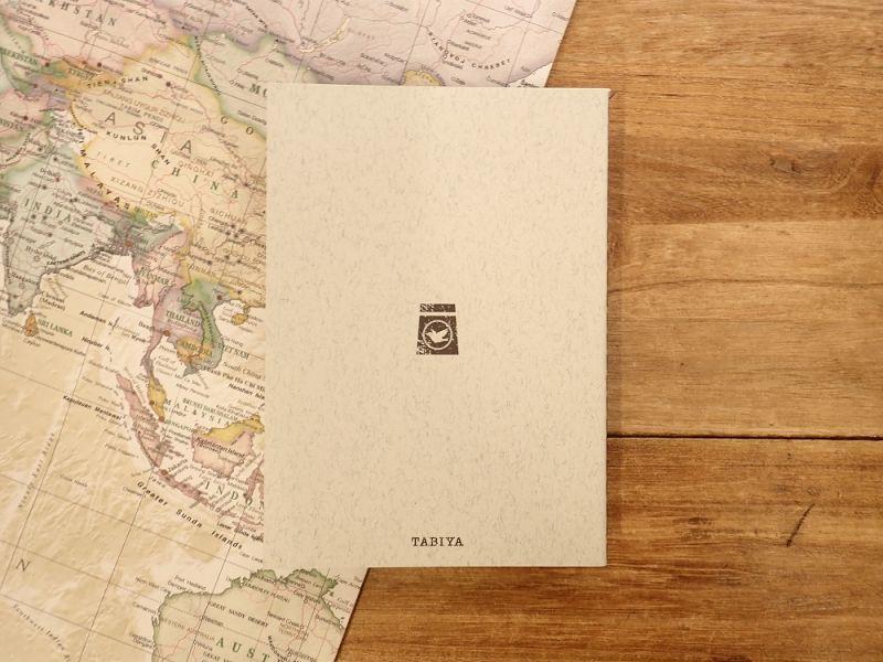 画像2: 【ネコポスOK】 旅屋オリジナル Stamp Book/スタンプブック 船