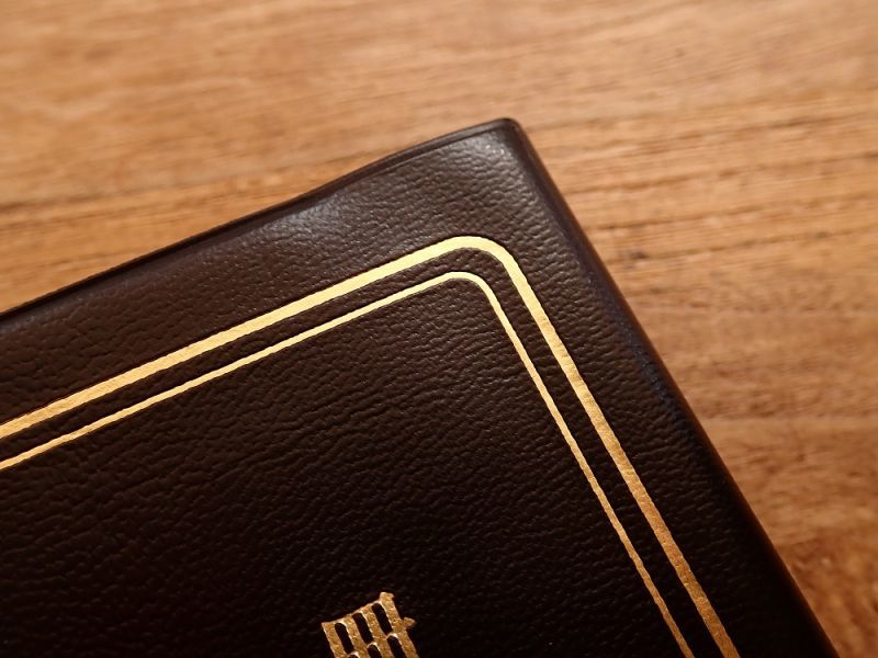 画像3: 【ネコポスOK】 きょうの一冊 ブックカバー ブラック