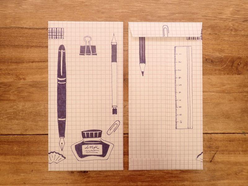 画像2: 【ネコポスOK】 今日のお手紙 文房具