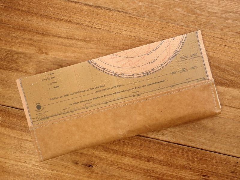 画像4: 【ネコポスOK】 Quaint Design/クイントデザイン Robinson PEN&GLASSケース 惑星