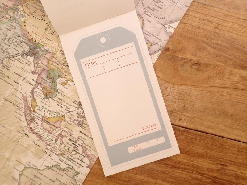 画像4: 【ネコポスOK】 MO CARD メモパッド MEMO