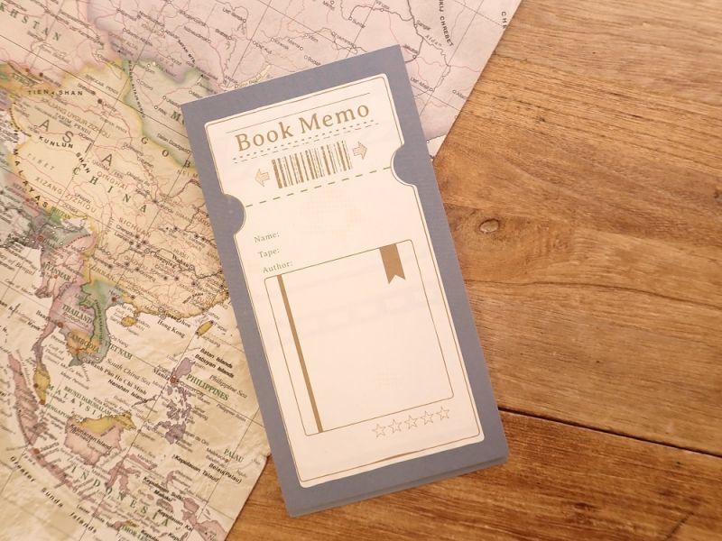 画像2: 【ネコポスOK】 MO CARD メモパッド LIST
