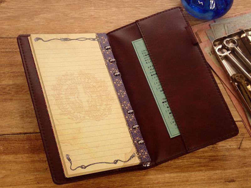 画像5: 【ネコポスOK】 生みたて卵屋 システム手帳 B6スリム codex botanicus