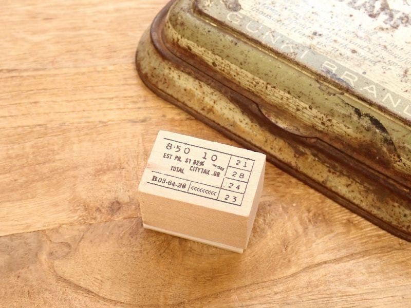画像1: 【ネコポスOK】 スタンプ 簡単記録