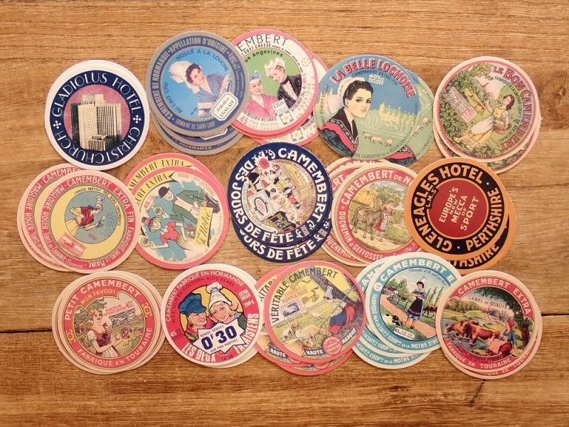 画像2: 【ネコポスOK】 MO・CARD ステッカー 复古收集录 45枚入り