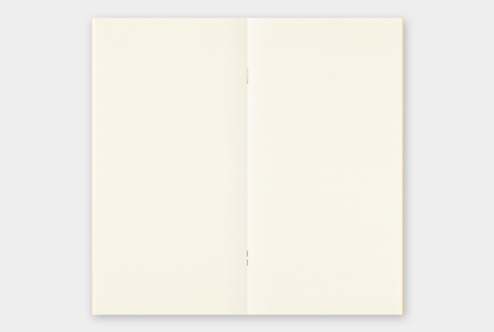 画像2: 【ネコポスOK】 トラベラーズノート リフィル レギュラー [025] MDクリーム