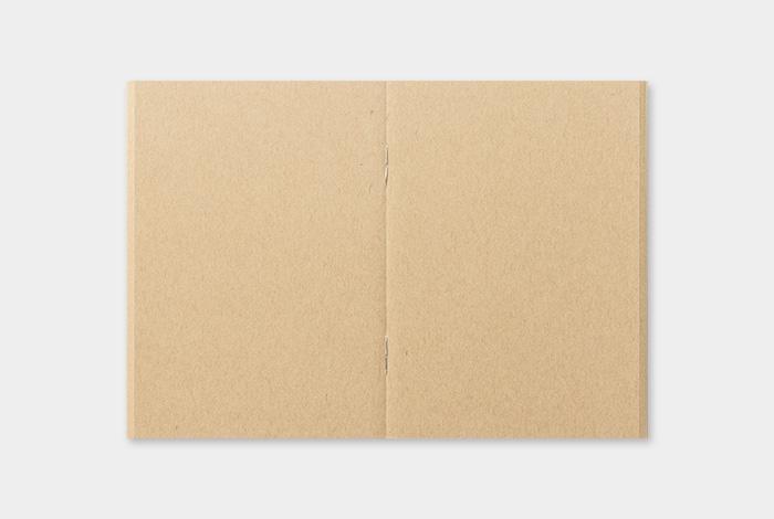 画像2: 【ネコポスOK】 トラベラーズノート リフィル パスポート [009] クラフト紙