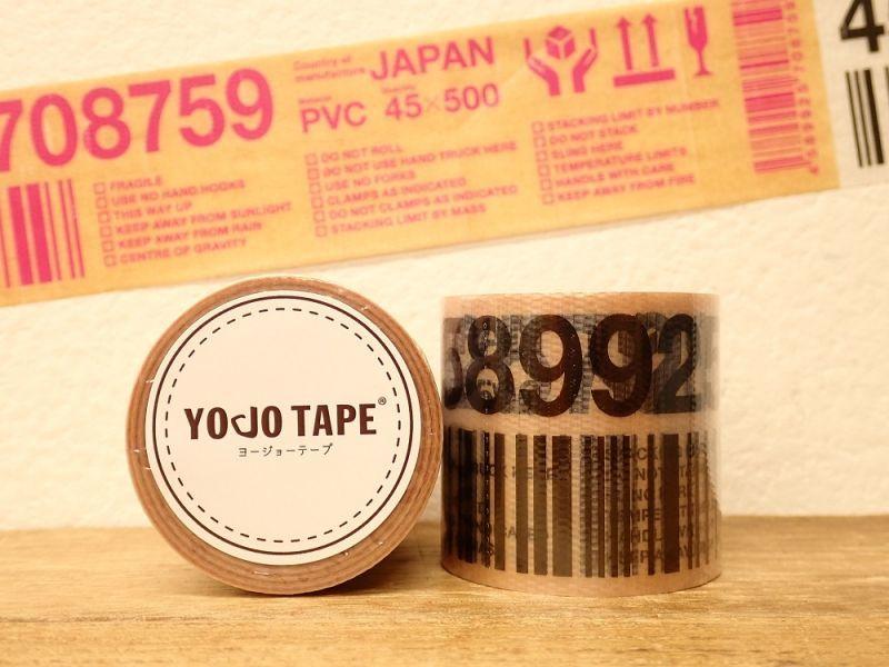 画像1: 【ネコポスNG】 YOJO TAPE バーコード1