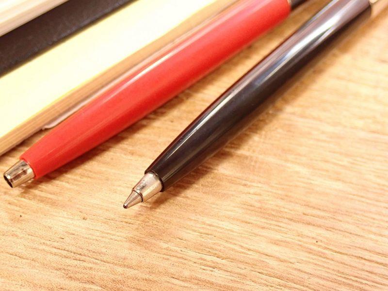 画像4: 【ネコポスOK】 ハンガリー ICO/イコ 70 Retro Pen レッド