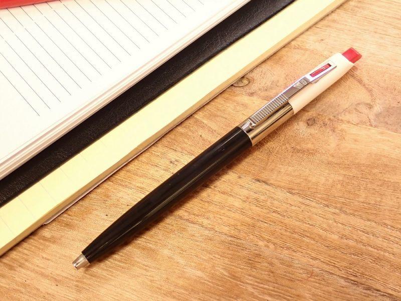 画像2: 【ネコポスOK】 ハンガリー ICO/イコ 70 Retro Pen ブラック
