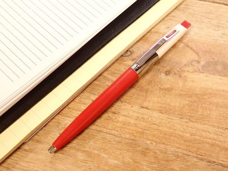 画像2: 【ネコポスOK】 ハンガリー ICO/イコ 70 Retro Pen レッド