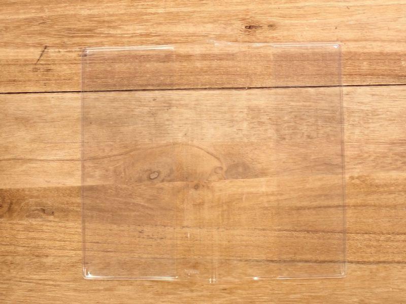 画像2: 【ネコポスOK】 測量野帳専用クリアカバー