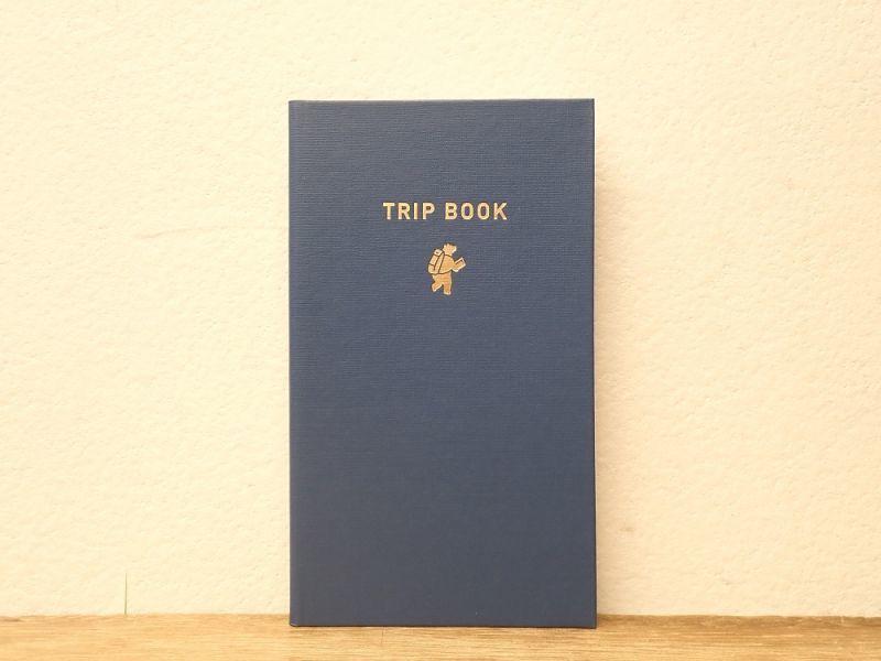 画像1: 【ネコポスOK】 旅する野帳シリーズ 野帳 ネイビー