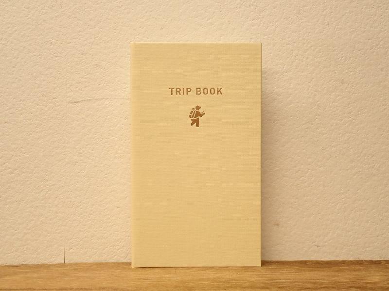 画像1: 【ネコポスOK】 旅する野帳シリーズ 野帳 アイボリー