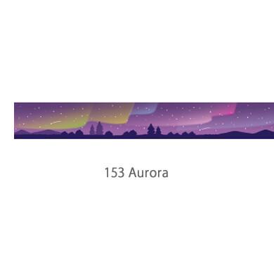 画像2: 【ネコポスOK】 decollections/デコレクションズ マスキングテープ Aurora