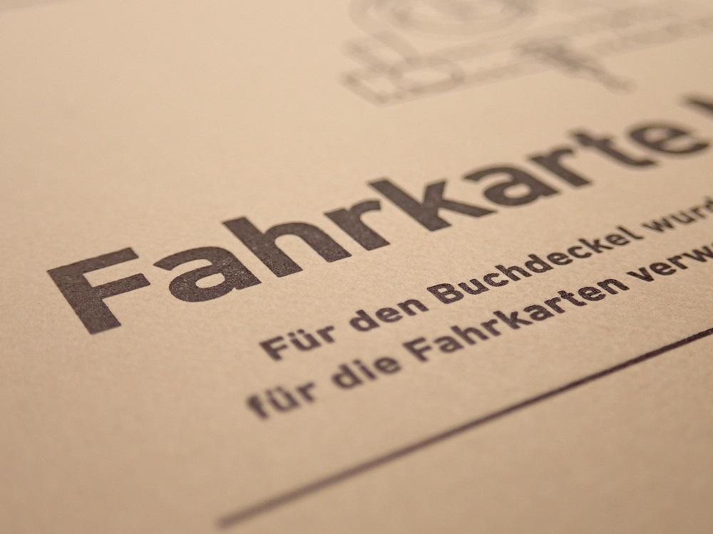 画像2: 【ネコポスOK】 Kumpel Fahrkarte Notizbuch/ノート B6 ブラック/方眼