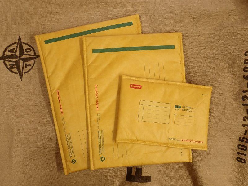 画像5: 【ネコポスNG】 Padded envelope bag For 13inch laptop