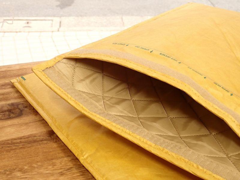 画像4: 【ネコポスNG】 Padded envelope bag For 13inch laptop